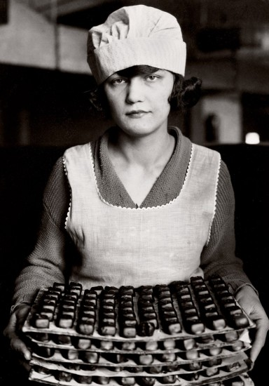 Candy Worker, New York 1925