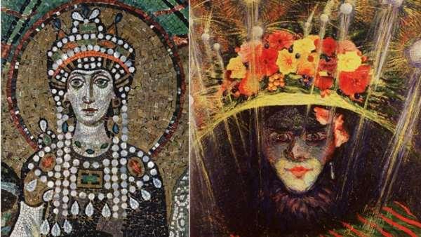 'Futurism and the Past' -  Arte bizantino
