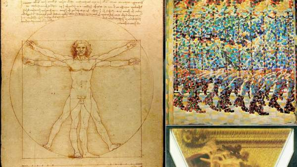 'Futurism and the Past' - Renacimiento italiano