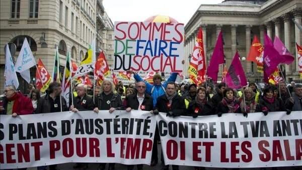 Resultado de imagen de subsidio  de paro en Francia