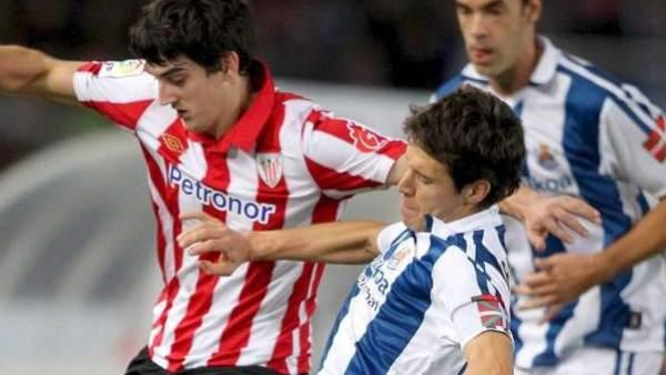 Athletic y Real Sociedad