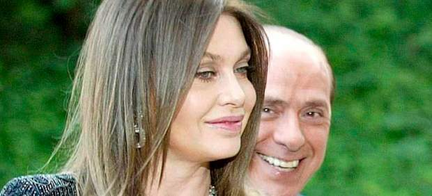 Berlusconi y Lario
