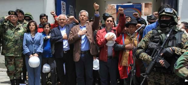 Bolivia expropia 4 filiales de Iberdrola