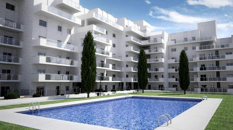 La vivienda sobre plano vuelve en muchas zonas de espa a - Futuro precio vivienda ...