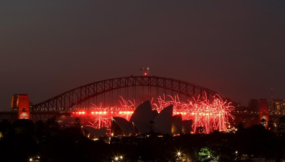 Australia ya está en 2013