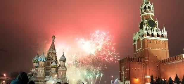 Rusia recibe 2013