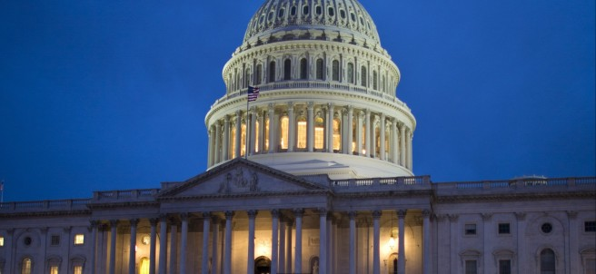 Capitolio en Washington