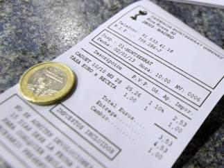 Euro por receta