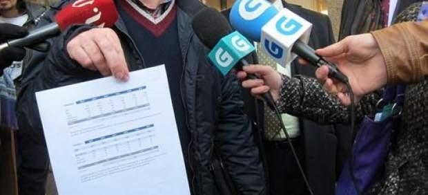 Despidos en Novagalicia