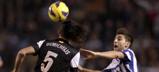 Deportivo - Málaga