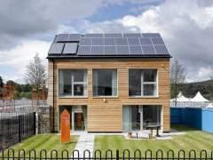 La casa del futuro se calentará con nuestro propio calor