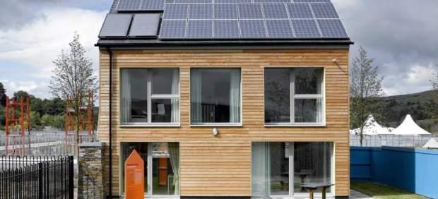 La casa del futuro se calentará con el calor de sus inquilinos