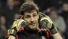 Ver v�deo Casillas no tiene el alta competitiva