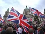 Enfrentaminetos en Belfast