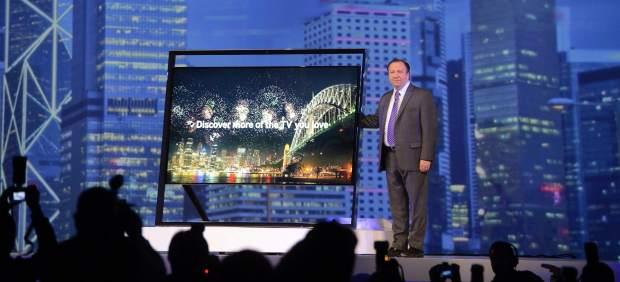 Televisores más grandes y más listos desembarcan en la feria tecnológica CES 2013