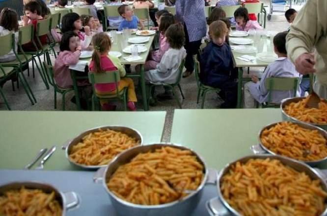 más de 500 familias esperan una plaza en comedores escolares