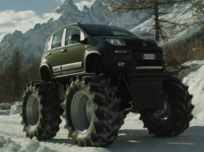 Fiat Panda 4x4 Bigfoot