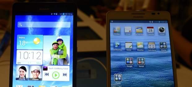 Llega la era 'phablet', los híbridos entre 'smartphone' y tableta