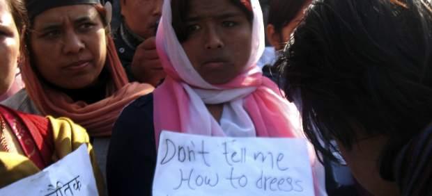"""""""No me digas cómo vestir, diles que no violen"""""""