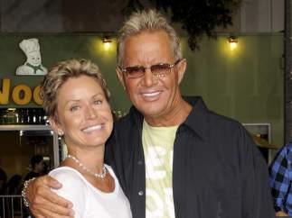 David R. Ellis y su mujer