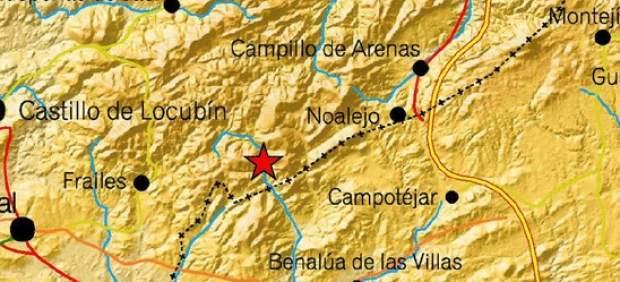 Seismo en Granada