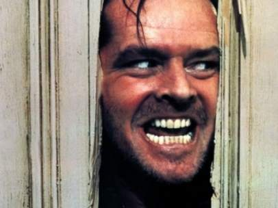 Jack Nicholson en 'El resplandor