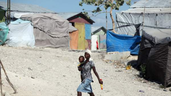 Tercer aniversario del terremoto de Haití