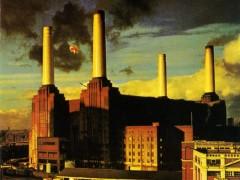 Pink Floyd recupera el globo con forma de cerdo