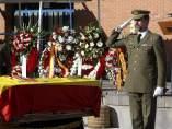 Funeral del sargento muerto en Afganistán