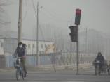 Extrema contaminación en China