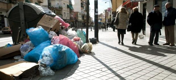 Basura Granada