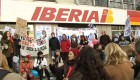 Nueva huelga en Iberia