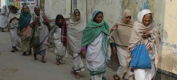 Mujeres indias