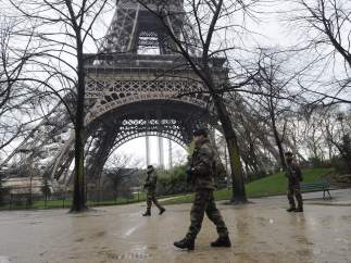 Amenaza terrorista en Francia