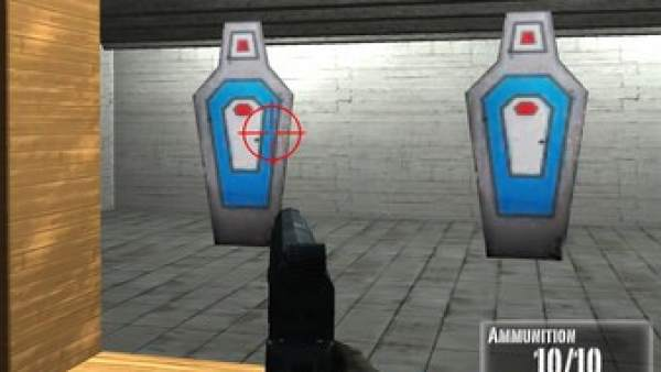 El juego de la asociación del rifle de EE UU.