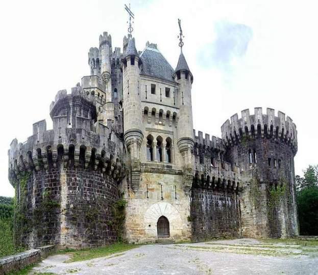 Venden un castillo en Vizcaya. El precio: 10 millones de ...