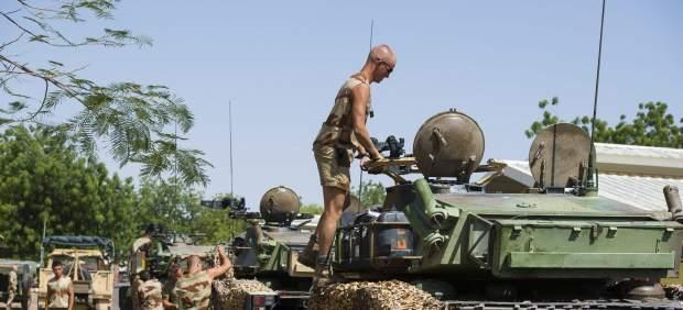 Intervención en Mali