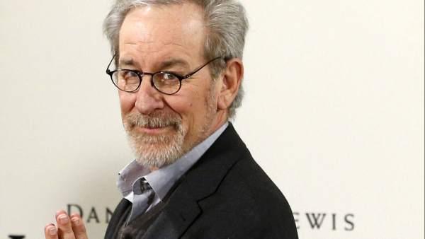 Spielberg presenta 'Lincoln' en Madrid