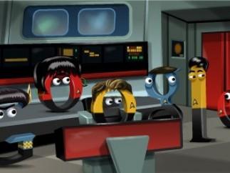 'Doodle' de Star Trek
