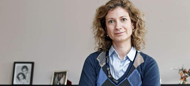 Loreto Dolz, hermana del fallecido en el accidente del 'kamikace' indultado