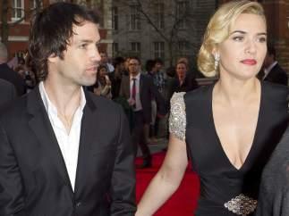 Kate Winslet y Ned RocknRoll