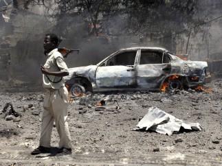 Atentado en Somalia
