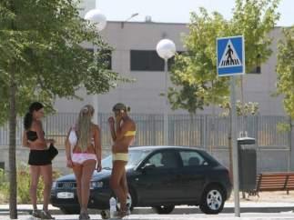 Prostituci�n en la colonia Marconi