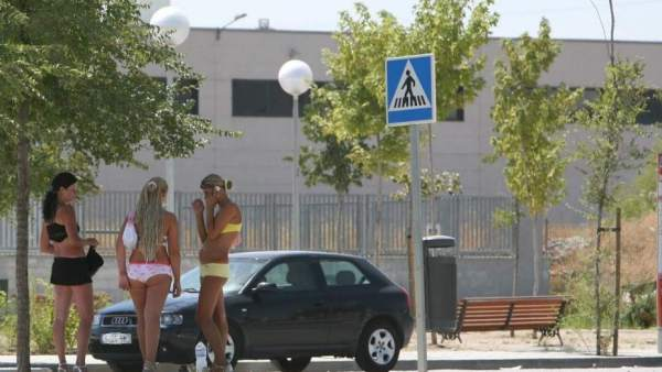 prostitutas embarazadas en madrid videos robados prostitutas