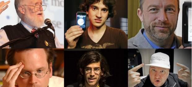 El rostro más activista de las grandes figuras de Internet: del 'software' libre al P2P