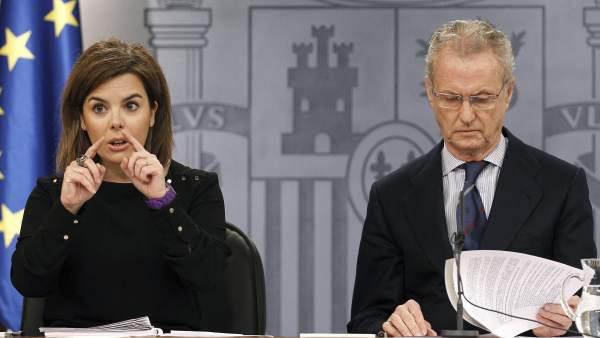Soraya Sáenz de Santamaría y Morenés