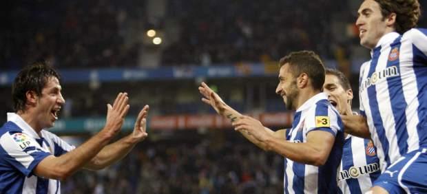 Gol del Espanyol