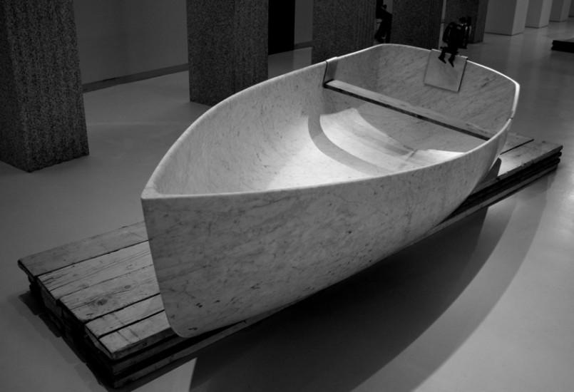 Fabio viale el virtuoso escultor del m rmol que se atreve for Para que se utiliza el marmol