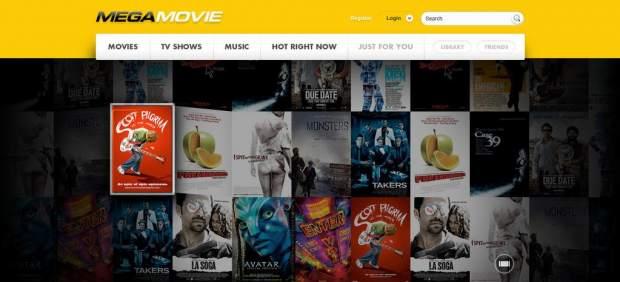 Megabox y Megamovie: las webs 'hermanas' de Mega que Kim Dotcom ya está incubando