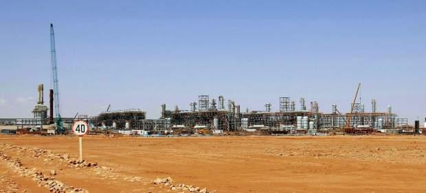 Ataque terrorista a una planta de gas en Argelia